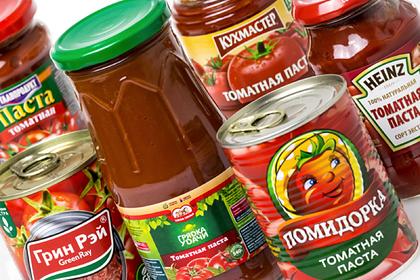 Названа лучшая томатная паста