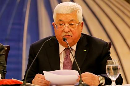 Махмуд Аббас