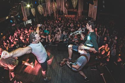 В российском городе из-за прокуратуры отменили концерт ска-панк-группы Distemper