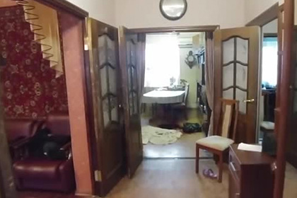 Следователи показали залитый кровью дом убитого академика РАН
