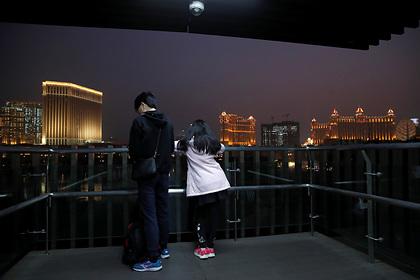 Китайский смертельный вирус ударил по «азиатскому Лас-Вегасу»