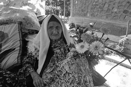 Умерла старейшая женщина в мире