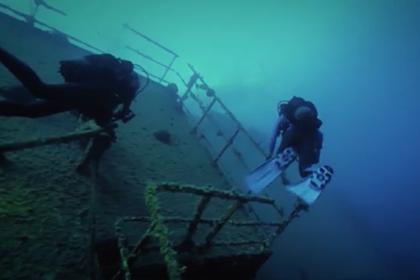 Пропавшее в Бермудском треугольнике судно найдено спустя столетие