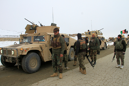 Афганистан раскрыл причину крушения самолета ВВС США