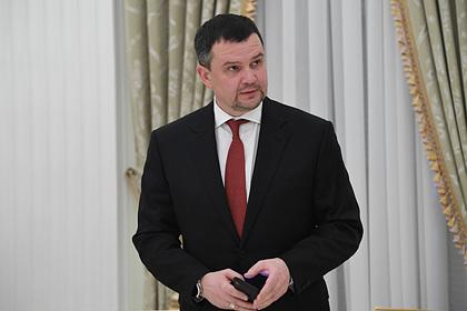 Главу «Почты России» сменили