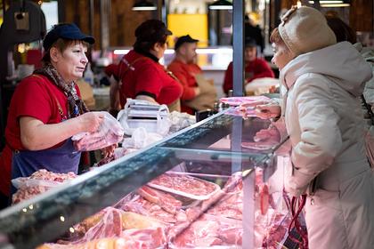 В России допустили взлет цен на мясо