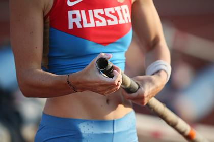 Российских легкоатлетов предложили лишить Олимпиады-2020