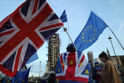 Европарламент одобрил соглашение по Brexit