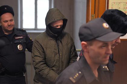 Суд арестовал первого полицейского по делу журналиста Голунова