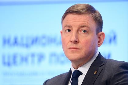 Турчак попросил Путина поддержать проект о народном бюджетировании