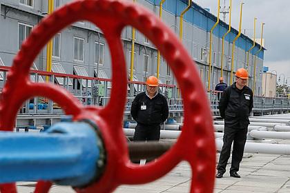 Оценена стоимость транзита российского газа через Украину