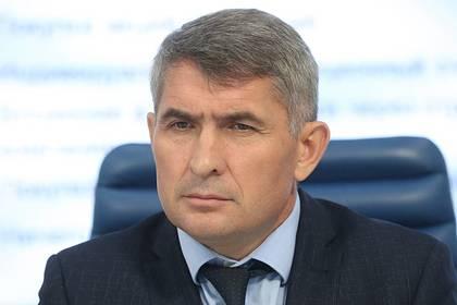 Врио главы Чувашской Республики Олег Николаев