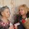 Мая Хужина (справа)