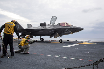 Lockheed Martin пообещала ежегодно выпускать 180 истребителей F-35
