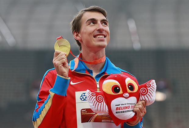 Чемпионат мира-2015. Сергей Шубенков