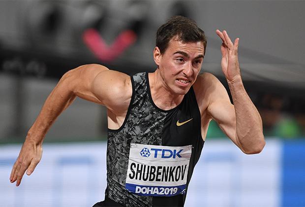 Чемпионат мира-2019. Сергей Шубенков