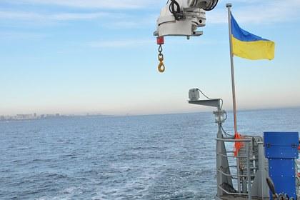Украина испытала новый корабль