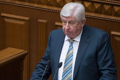 Бывший генпрокурор Украины заподозрил Байдена в покушении