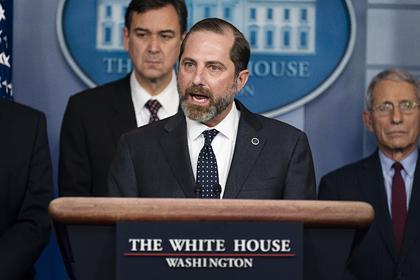 США запретят въезд побывавшим в Китае иностранцам