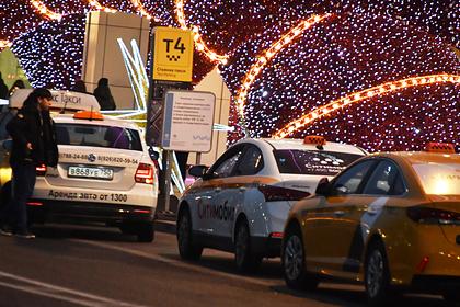 Штрафы для российских таксистов задумали повысить в два раза