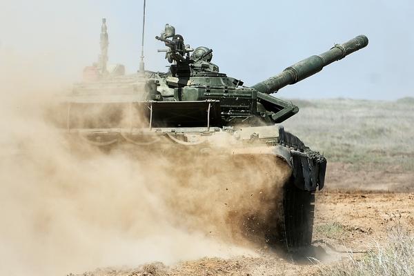 Боевики захватили танк Т-90 сирийской армии