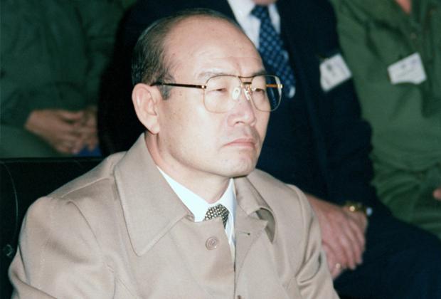 Чон Ду Хван в 1985 году