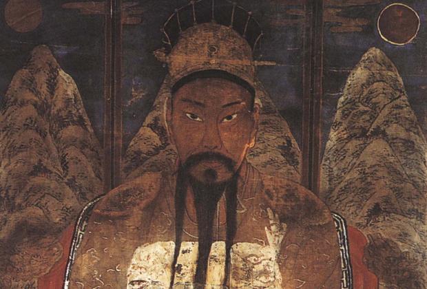 Портрет Тангуна