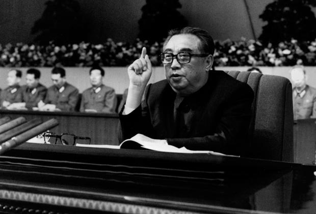 Ким Ир Сен, 1982 год