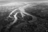 Черно-белая часть книги — работа Артура Бондаря, посвященная экологии. Фотограф решил сосредоточиться на этом аспекте, поскольку после Чернобыльской трагедии проблема радиоактивного заражения Днепра стала очень острой.  <br> <br> Днепр — четвертая по длине река в Европе и основная водная артерия на Украине. За последние годы уровень его загрязнения стал катастрофическим, отмечает автор серии фото.