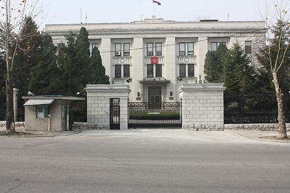 Северная Корея запретила иностранным дипломатам выезд из страны