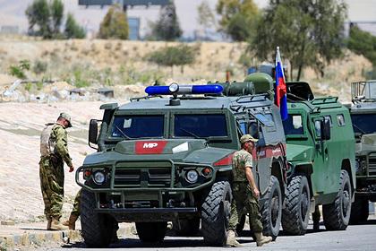 Минобороны опровергло обстрел позиций российских военных турецкой армией в Сирии