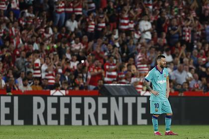 Месси вступил в конфликт с руководством «Барселоны»