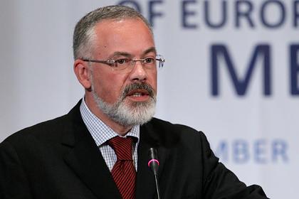 Объявленного в розыск экс-министра Украины нашли в Крыму