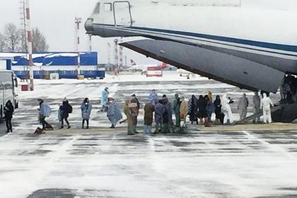 Для поддержки эвакуированных из Китая россиян запустили флешмоб