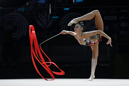 Российская гимнастка-чемпионка попыталась покончить с собой