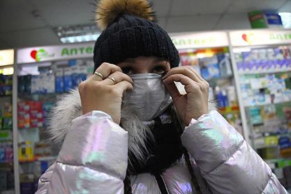 В российском городе ввели масочный режим из-за коронавируса