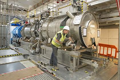 Совершен прорыв в создании рекордно мощного коллайдера