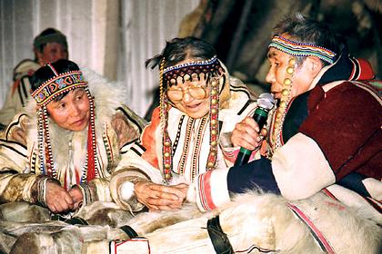 Для жителей Таймыра разработают первый букварь по энецкому языку