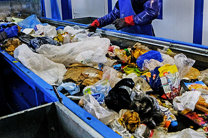 Тело младенца сдали в переработку мусора в российском городе