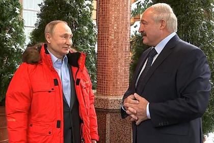 Раскрыт бренд пуховика Путина