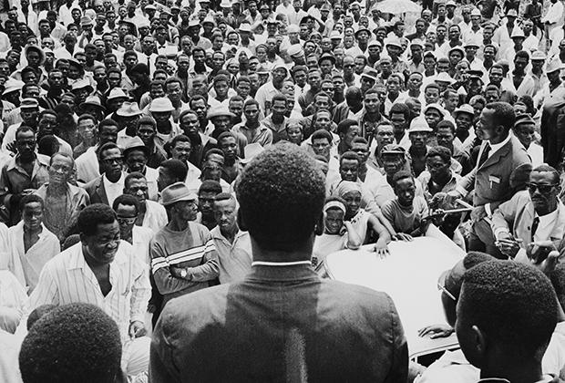 Выборы в Экваториальной Гвинее, по итогам которых страну возглавил Франсиско Масиас Нгема Ндонг. 1968 год