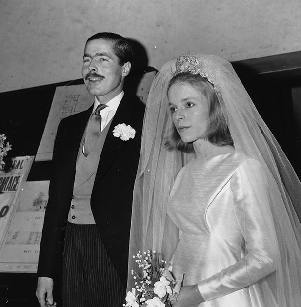 Джон Бингэм и Вероника Дункан. 28 ноября 1963 года