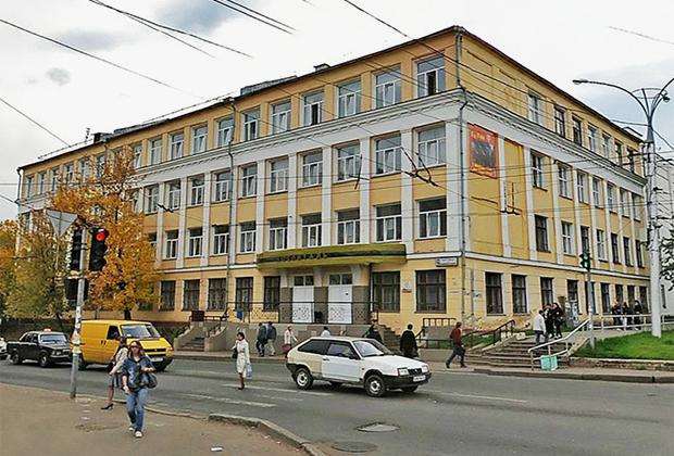 Кировский областной госпиталь для ветеранов войн