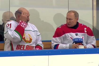 Расчесывание Лукашенко попало на видео