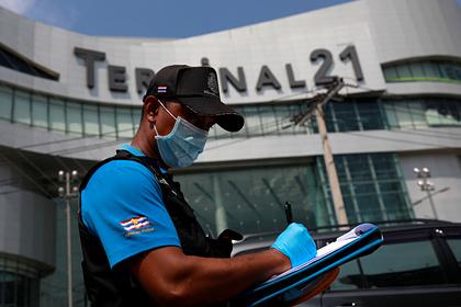 Названо новое число жертв стрельбы в Таиланде