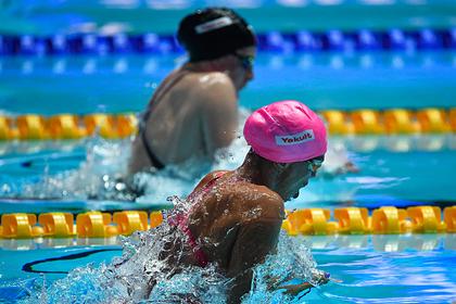 Британская пловчиха-чемпионка решила выступать за Россию