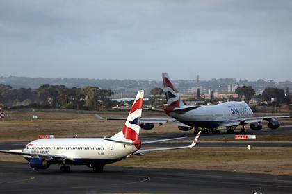 Пассажирский самолет приблизился к скорости звука благодаря урагану