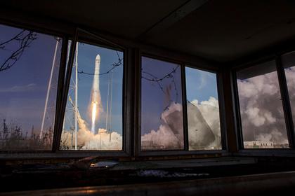 НАСА отменило запуск ракеты за две минуты до старта
