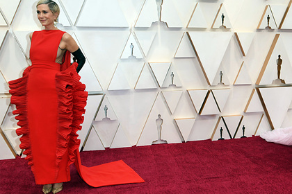 Актрису сравнили с лобстером на «Оскаре» из-за внешнего вида