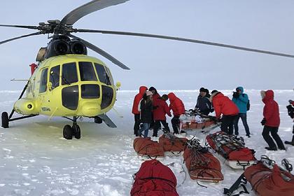 Московских школьников отправят на Северный полюс